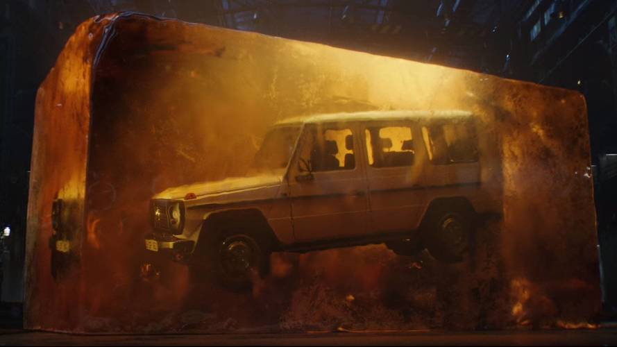 It's Coming: Mercedes G-Class To Be Revealed On January 15