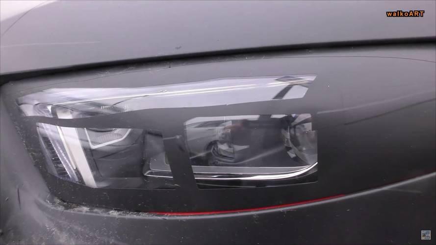 2018 Mercedes A Serisi casus fotoğraflar