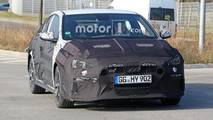 Hyundai i30 N Fastback Photos espion