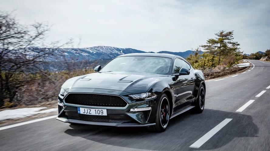 Ford Mustang Bullitt, costa 57.400 euro e si ordina online