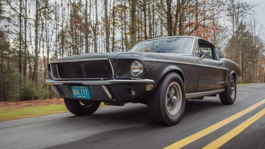 See The Bullitt Mustang, First Minivan On Display In D.C.