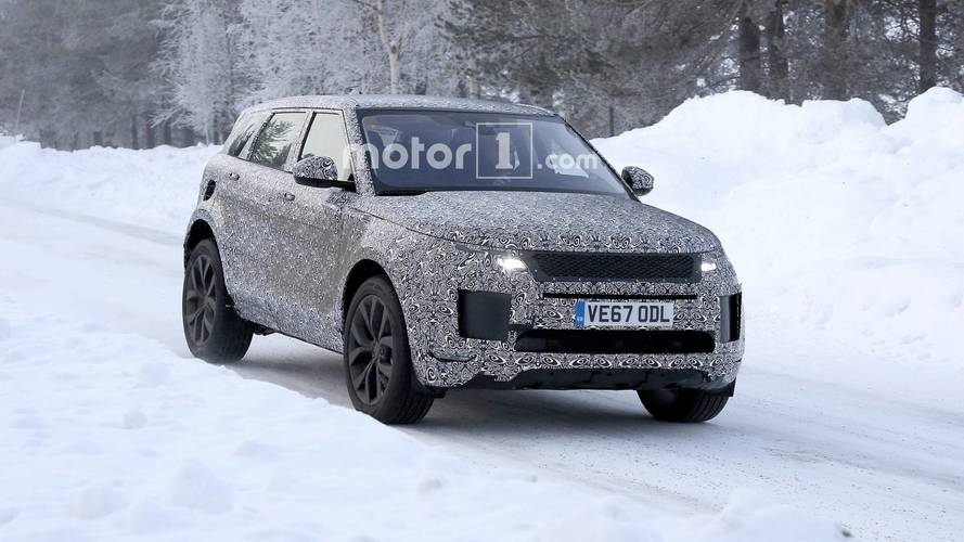 Geneva Motor Show 2018: Geneva confirms two-door Range Rover SV Coupe