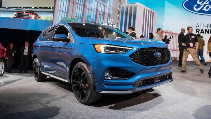 Ford Edge renovado estreia nos EUA e chega ao Brasil ainda neste ano