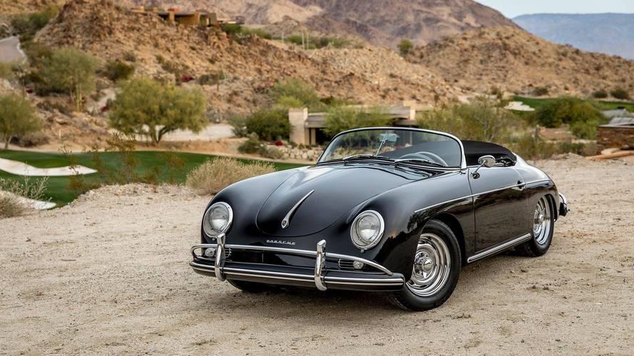 Porsche Petersen Automotive Museum Exhibit
