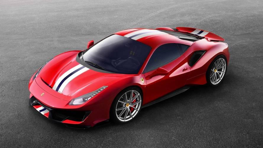 Ferrari'nin 3.9 Litrelik V8'i, yılın en iyi motoru ödülünü aldı