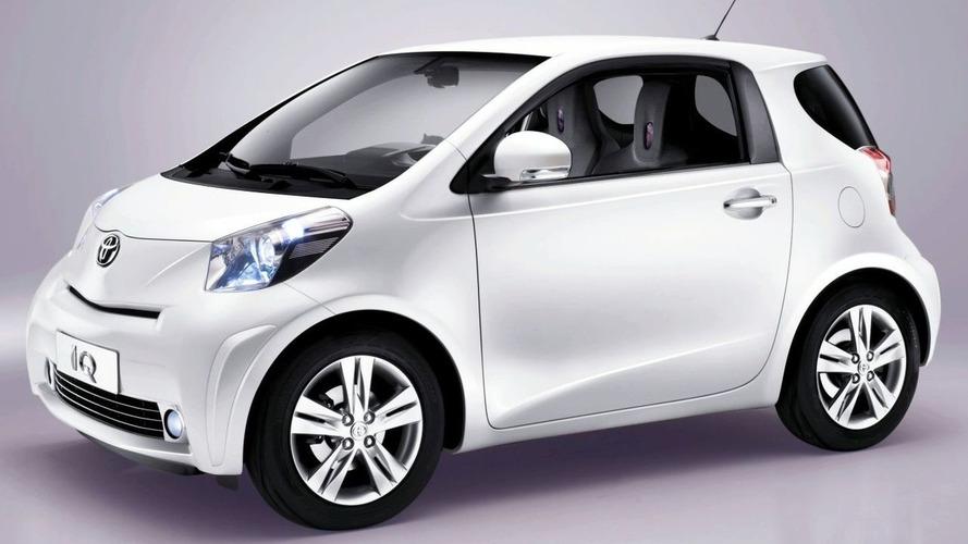 New Toyota iQ & Urban Cruiser World Debut at Geneva
