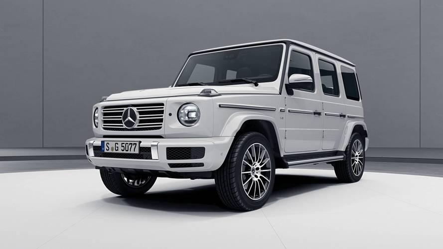 Mercedes Clase G AMG Line 2018, sabor deportivo