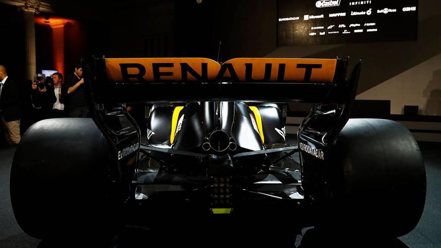 Vídeo: así suena el motor de Renault de F1 para 2018