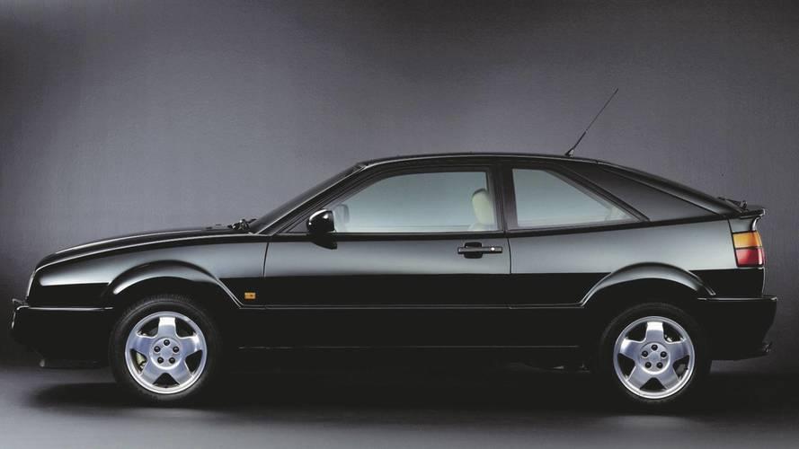 Volkswagen Corrado 30 yaşına girdi