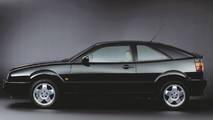 1995 VW Corrado VR6, last left-hand-drive Corrado