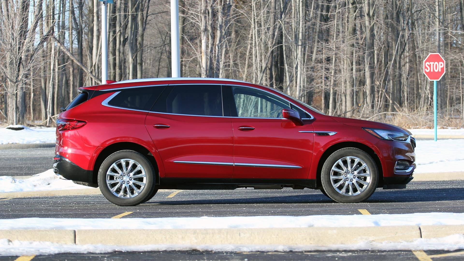 family vehicle tech entire perfect mommy enclave for nyc reviews review the buick