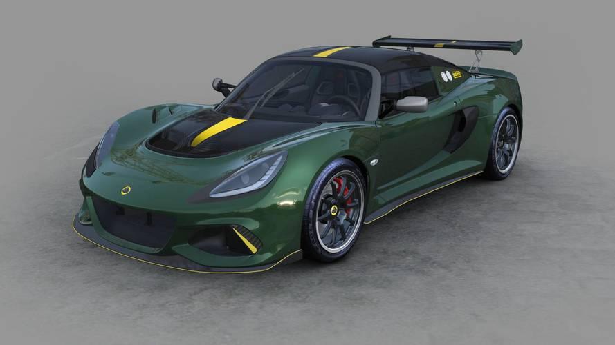 Lotus, Exige modeline yeni bir özel versiyon daha ekledi