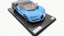 Il modellino della Bugatti Chiron di Amalgam