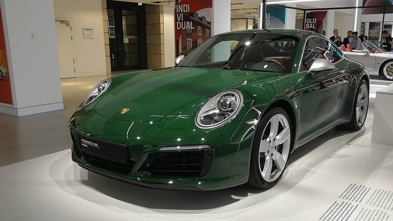 The One-Millionth 911