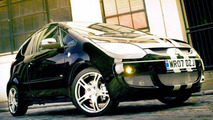 Mitsubishi Colt CZT Black Hawk Special Edition