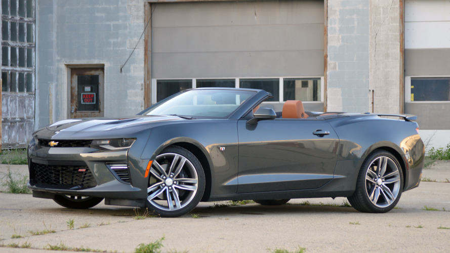 Review: 2016 Chevy Camaro SS Convertible