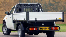 Mitsubishi L200 4Work Tipper Single Cab