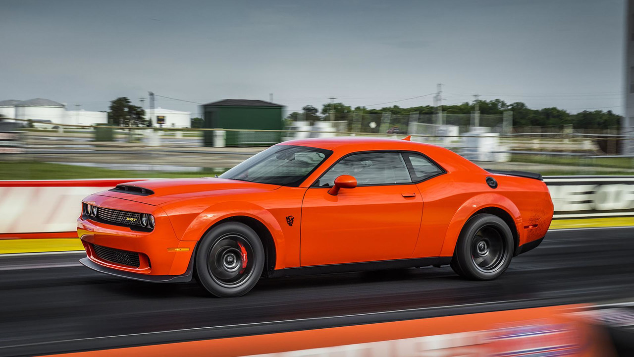Simple 2018 Dodge Challenger SRT Demon First Drive Photo Gallery