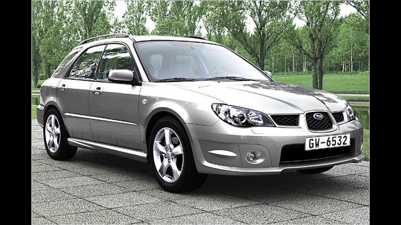 Subaru Impreza Sportkombi 1.5R