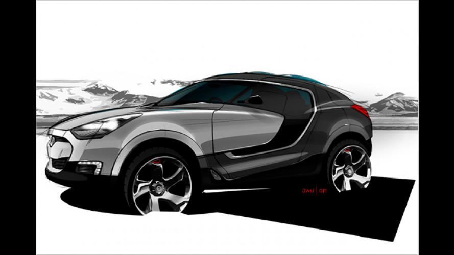 Hyundais Genf-Premieren: Kompakter, SUV und neue Namen