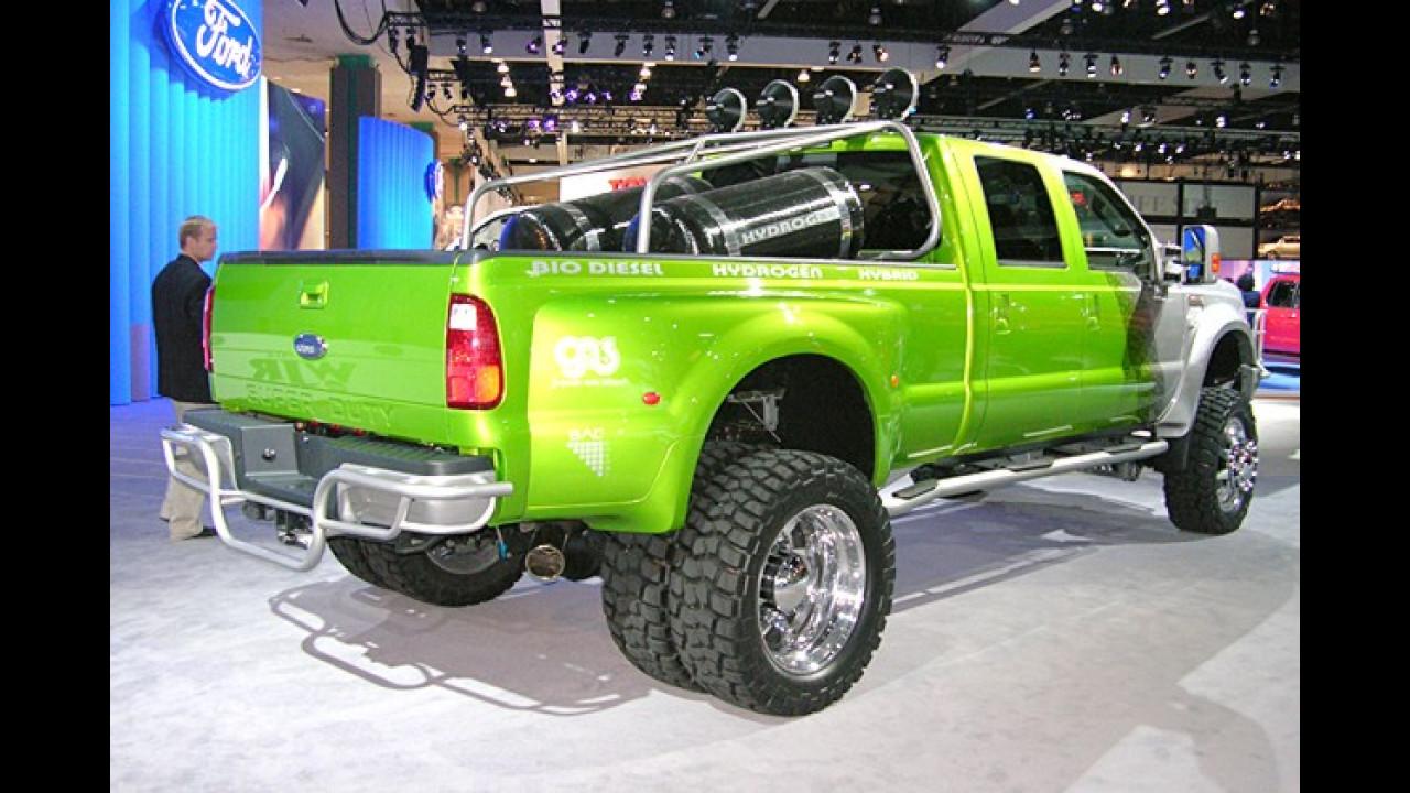 Ford F-450 Bio-Hydro
