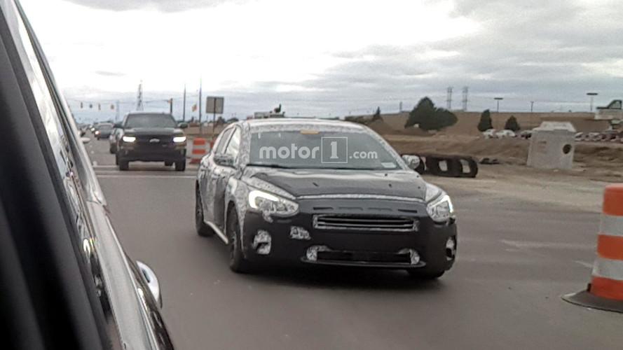 Flagra - Ford Focus hatchback 2019