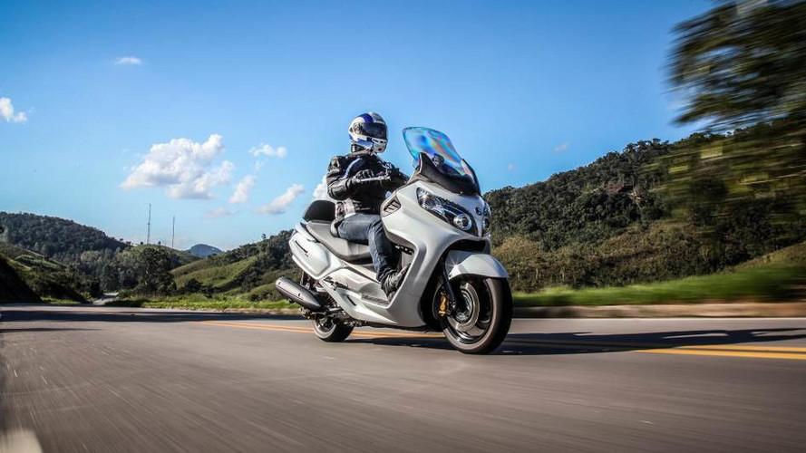 Dafra reduz preço do scooter Maxsym 400i em R$ 1.700