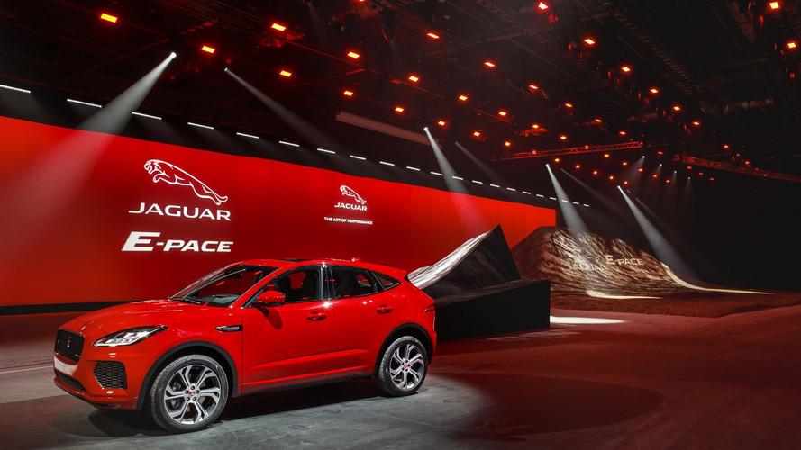 2018 Jaguar E-Pace'e dair her şey bu 5 videoda