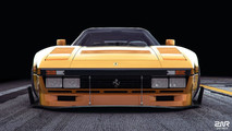 Ferrari 288 GTO R Rendering