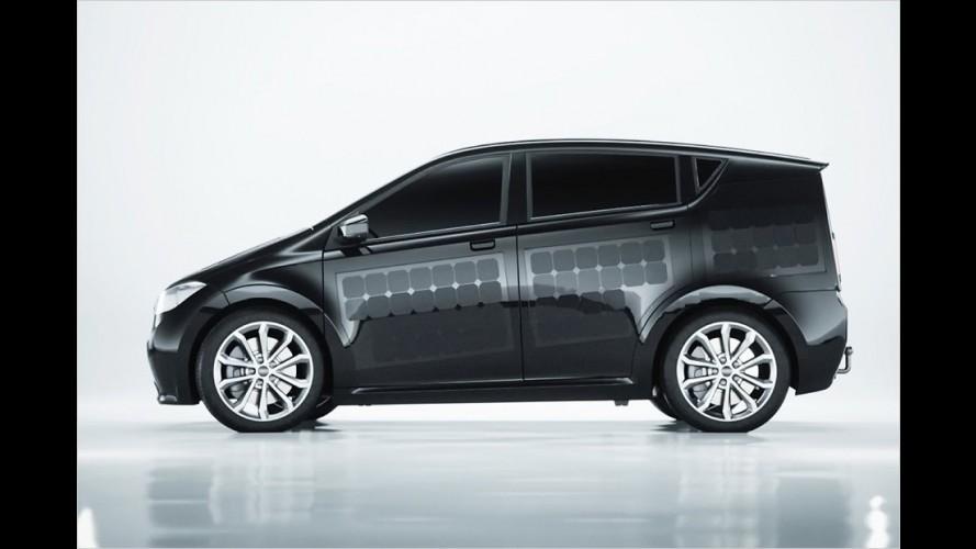 Sono Sion - La première voiture solaire au monde
