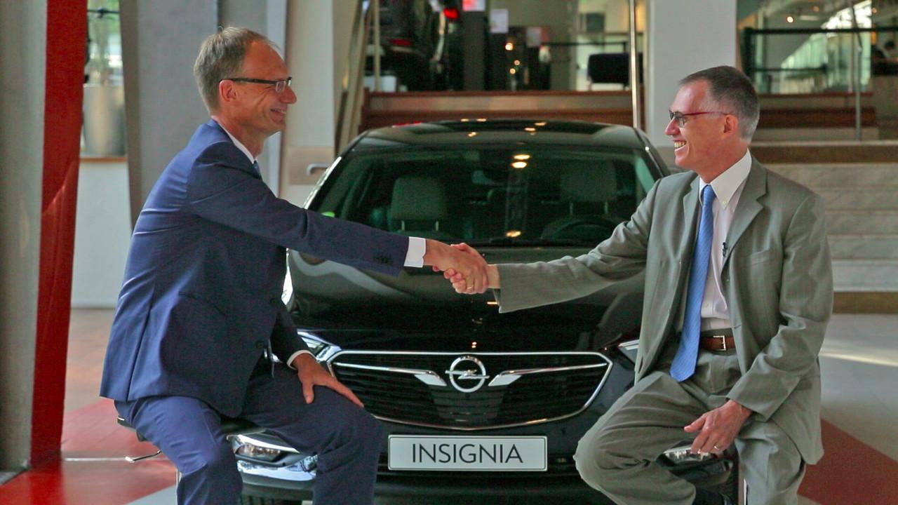 PSA y General Motors formalizan la venta de Opel