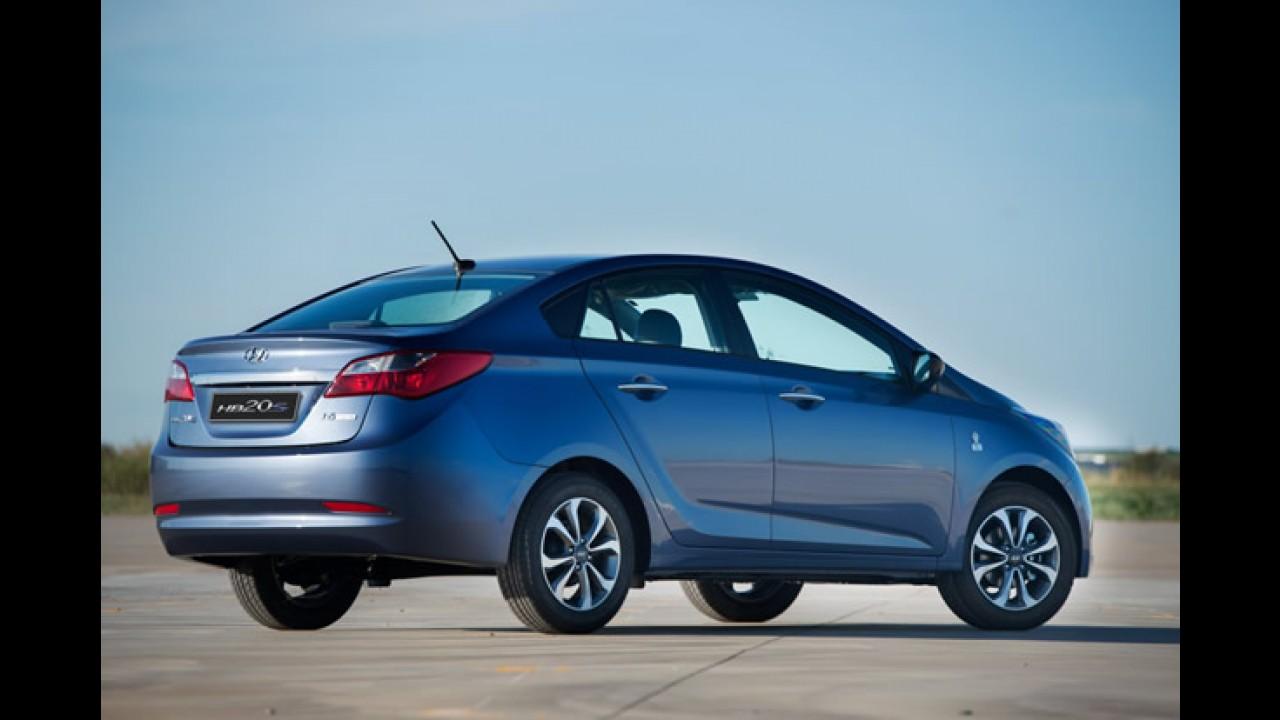 Hyundai inaugura primeiras concessionárias com novo conceito global no Brasil