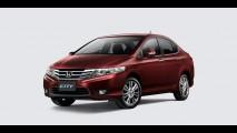 Honda City reestilizado é apresentado na Tailândia - Chega ao Brasil em 2012