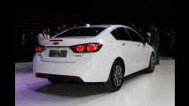 Salão de Pequim: Chevrolet estreia a nova geração do Cruze