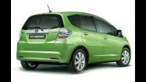 Híbrido: Honda Jazz (Fit) Hybrid será lançado na Malásia ainda este ano