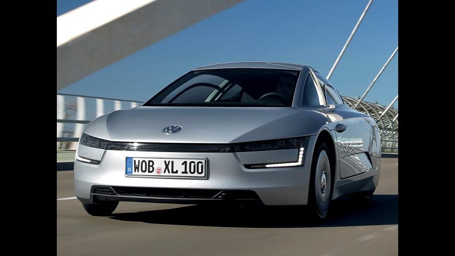 Volkswagen XL1, que faz 50 km/l, tem primeira unidade entregue a cliente