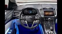 Ford Edge: marca confirma que nova geração será global e produzida no Canadá