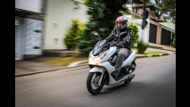 Avaliação: solução moderna de mobilidade urbana, Honda PCX tem consumo de 43,3 km/l