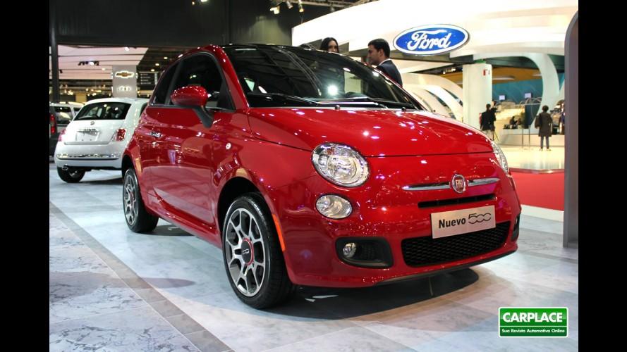 Novo Fiat 500 1.4 Fire Flex é lançado por R$ 39.900 - Versão top traz motor 1.4 MultiAir