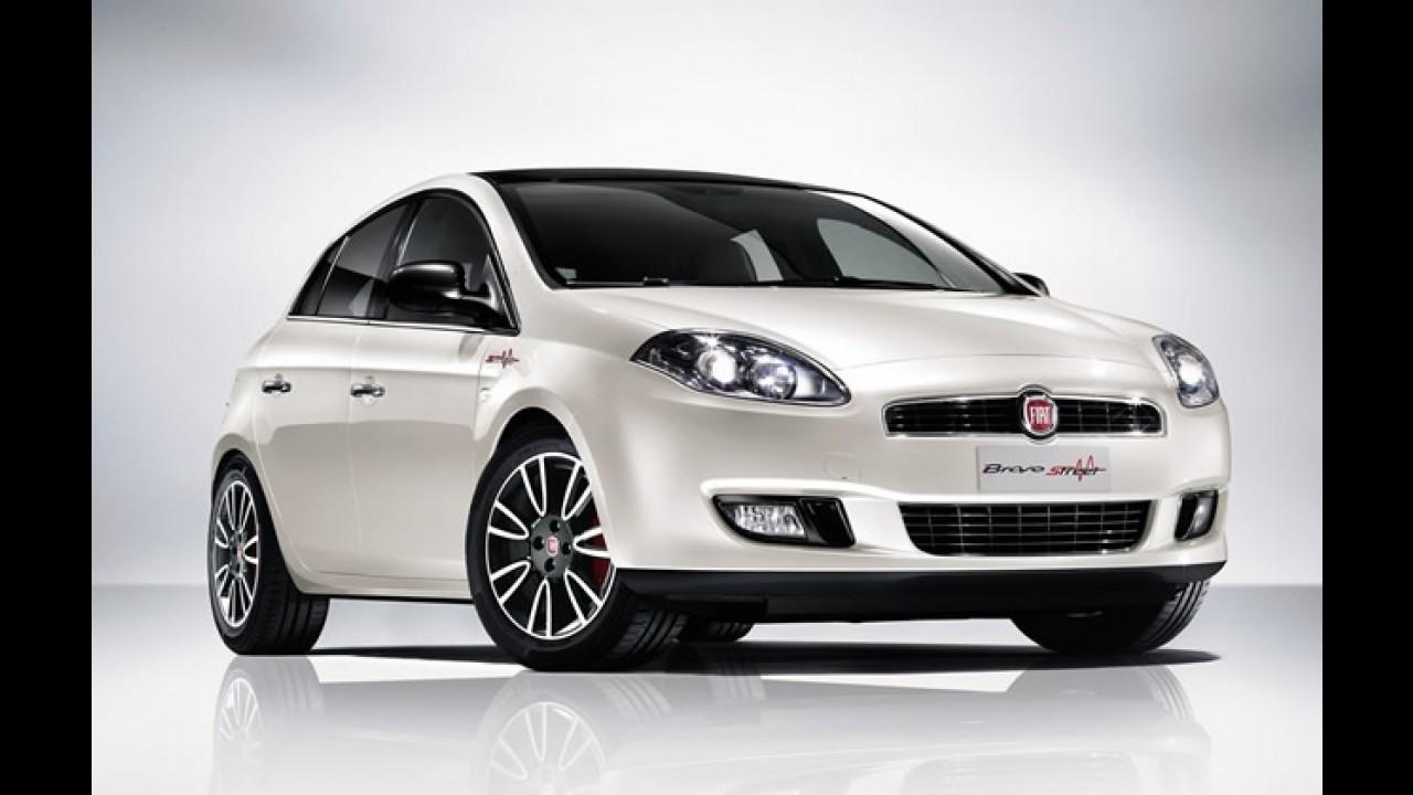 Veja a lista dos carros mais vendidos na Itália em fevereiro de 2012