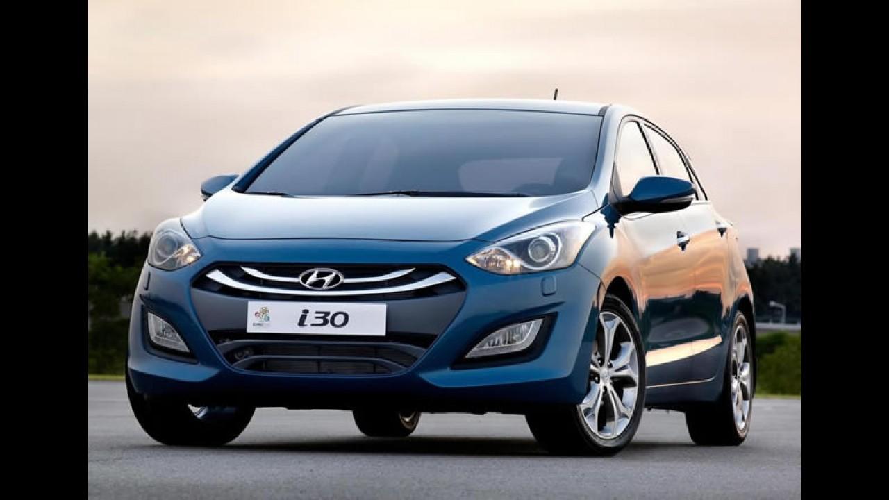 Nova geração do i30 será um dos destaques da Hyundai no Salão do Automóvel