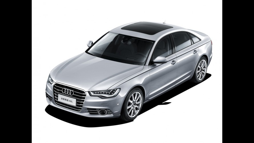 Audi comemora 25 anos na China com dois milhões de carros entregues