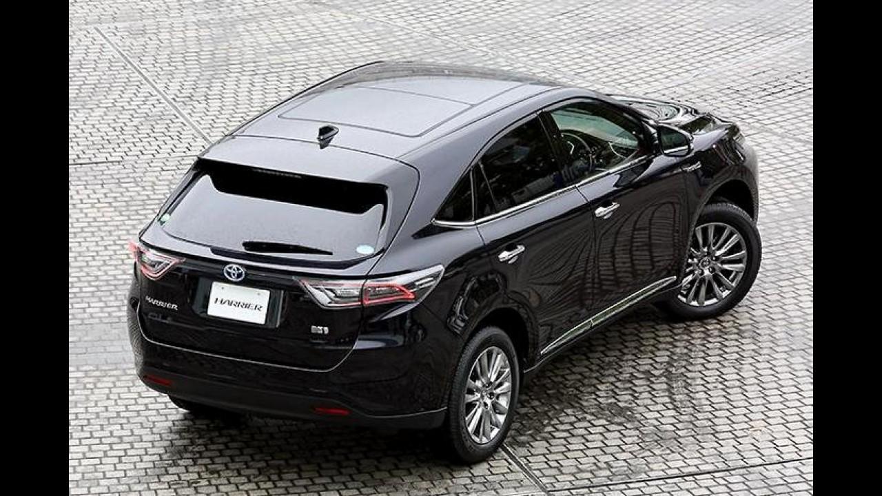 Toyota planeja implantar sistema de pré-colisão até 2015