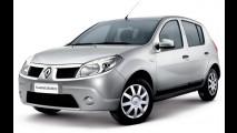 Renault Logan e Sandero ganharão câmbio automático em breve