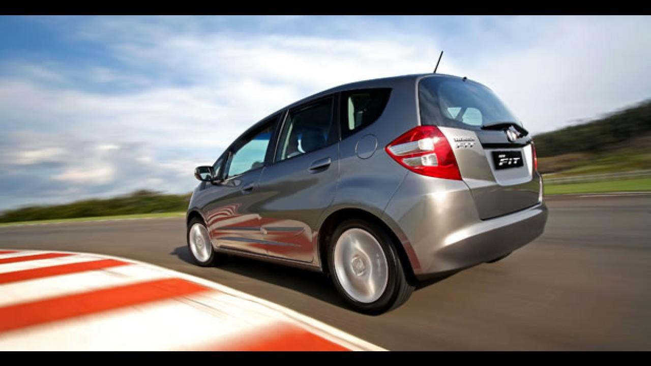 Honda Civic é o vencedor da pesquisa Os Eleitos de 2010