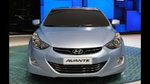Novo Hyundai Elantra chega em 2011 ao Brasil com motor Flex