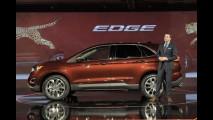 No Brasil em 2015, novo Ford Edge estreia em versão de produção - fotos