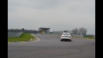 Mercedes CLA 45 AMG. La prova all'Autodromo di Modena