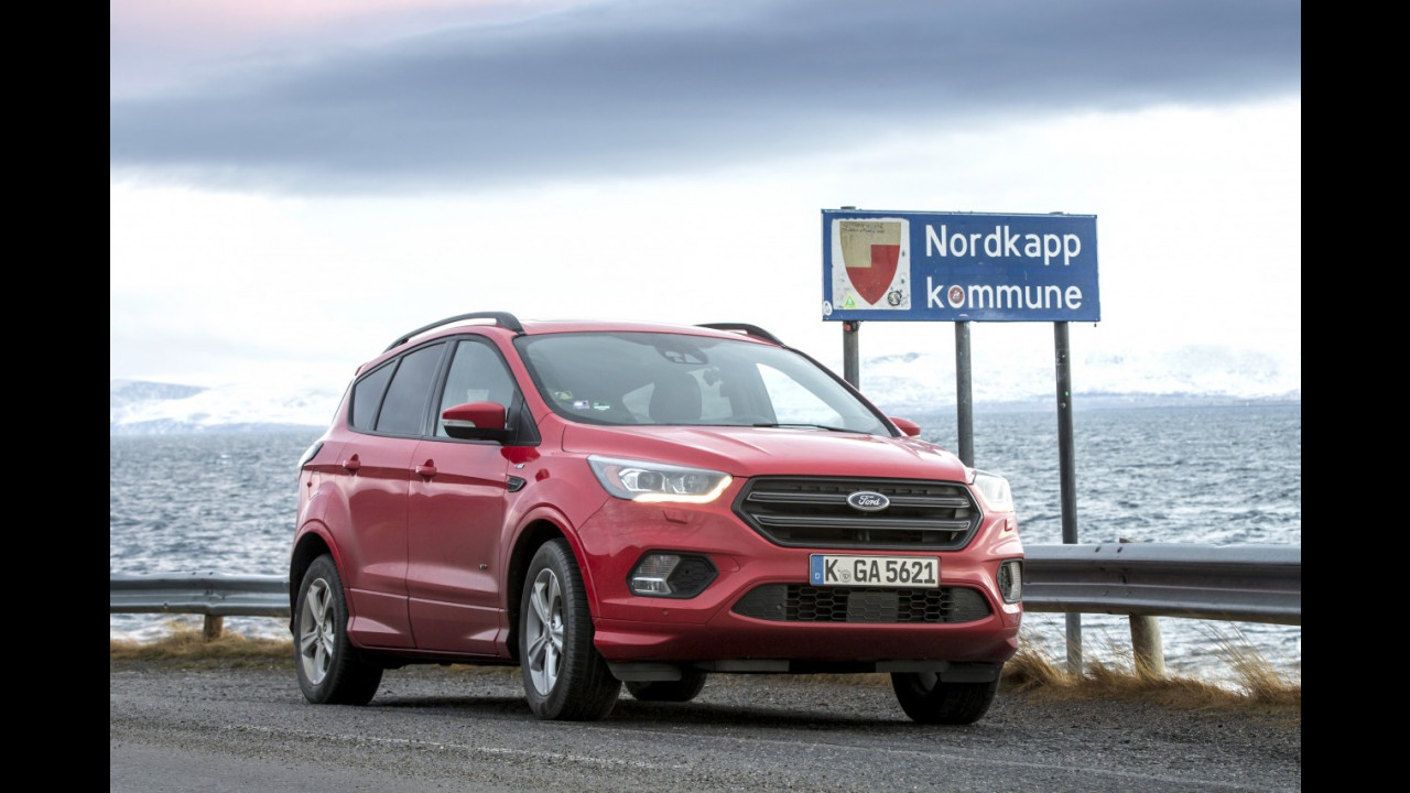 Ford Kuga restyling 2016 023