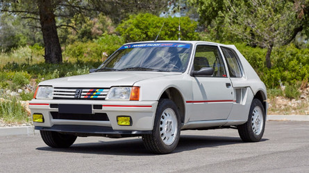 Peugeot 205 T16: a la venta una unidad con 248 kilómetros